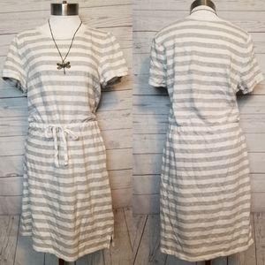 Sonoma Cotton Shirt Dress